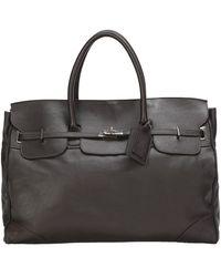 Eleventy Work Bags - Black