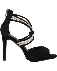 Romeo Gigli Sandals - Black