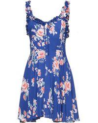 Cleobella Vestito corto - Blu
