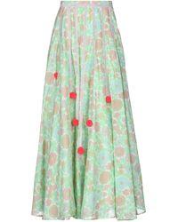Manoush Long Skirt - Green
