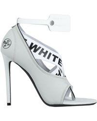 Off-White c/o Virgil Abloh Heels for