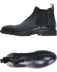 Maldini Ankle Boots - Black