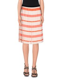 Caractere - Knee Length Skirts - Lyst