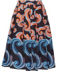 Holly Fulton - Knee Length Skirt - Lyst
