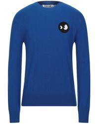 McQ Pullover - Blu