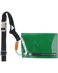 MSGM Pouch - Green