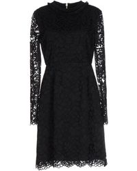Marc By Marc Jacobs Short Dress - Black