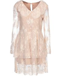 DV ROMA Short Dress - White