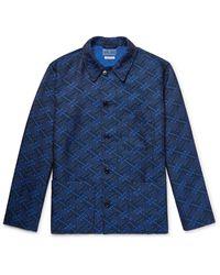 Blue Blue Japan Suit Jacket - Blue