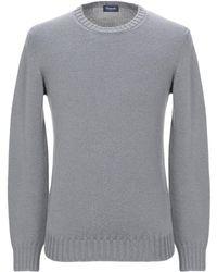Drumohr Pullover - Gris