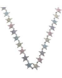 Marc Jacobs Necklace - Metallic