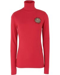 Polo Ralph Lauren - Crest Turtleneck Sweater - Lyst