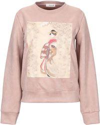 Souvenir Clubbing Sweatshirt - Pink
