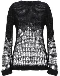 N°21 Pullover - Negro