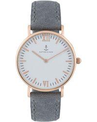 KAPTEN & SON - Wrist Watch - Lyst
