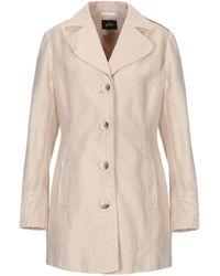 Marks & Spencer Overcoat - Natural