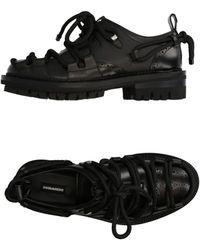 DSquared² Lace-up Shoe - Black