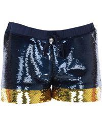 Philipp Plein Shorts & Bermuda Shorts - Blue