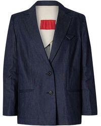 Commission Suit Jacket - Blue