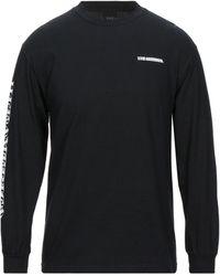 Huf T-shirt - Black