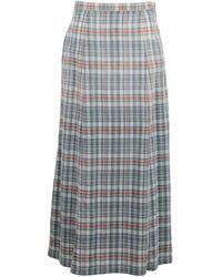 Polo Ralph Lauren Long Skirt - Blue