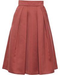 Giorgio Armani Midi Skirt - Pink