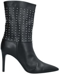 Giancarlo Paoli Ankle Boots - Black
