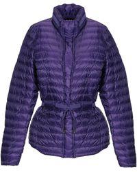 MICHAEL Michael Kors Synthetic Down Jacket - Purple