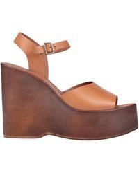 TOPSHOP Sandals - Brown
