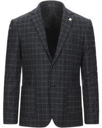 Exibit Suit Jacket - Multicolour