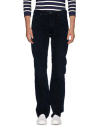Burberry Pantalon en jean - Bleu