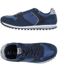 Armani Jeans Sneakers - Bleu