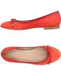 Piumi - Ballet Flats - Lyst