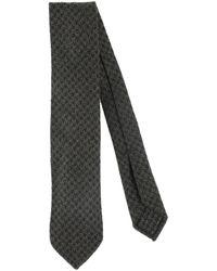 Salvatore Piccolo Ties & Bow Ties - Grey