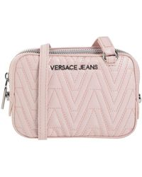 Versace Jeans Cross-body Bag - Pink