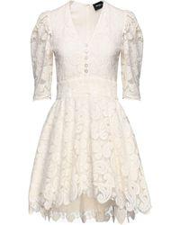The Kooples Robe courte - Blanc