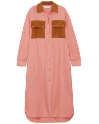 Sonia Rykiel Midi Dress - Pink