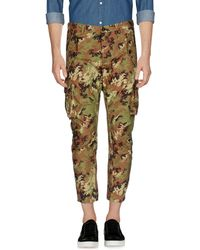 DSquared² Casual Trousers - Green