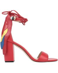 Katy Perry Sandals - Red