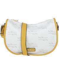 be Blumarine Cross-body Bag - Yellow