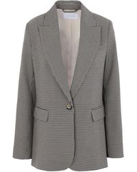 IVY & OAK Suit Jacket - Gray