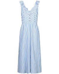 Patrizia Pepe - 3/4 Length Dress - Lyst