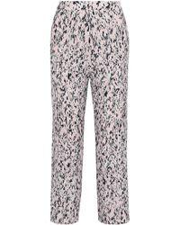 Markus Lupfer Casual Trousers - Multicolour