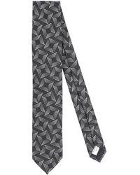 Lardini Tie - Black