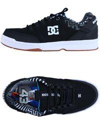 DC Shoes Low Sneakers & Tennisschuhe - Schwarz