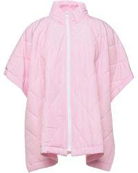 ViCOLO Capes & Ponchos - Pink