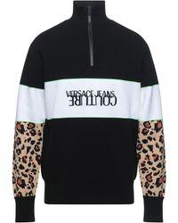 Versace Jeans Couture Turtleneck - Black