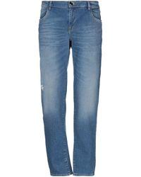 Trussardi Pantalones vaqueros - Azul