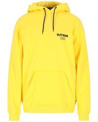 Iuter Sweatshirt - Yellow
