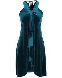 Marc Ellis Midi Dress - Blue